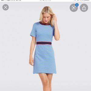 Draper James Striped Persley Pinterest Dress